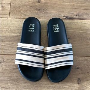 Billabong slides